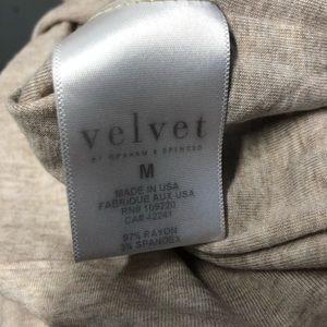 Velvet by Graham & Spencer Dresses - 🔶Velvet by Graham & Spencer🔶 Off shoulder Cowl